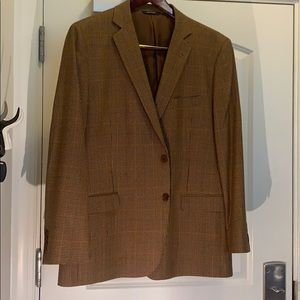 Brooks Brothers Tan Sport Coat